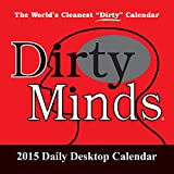 2015 Dirty Minds Daily Desktop Calendar