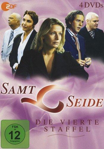 Samt & Seide - Die vierte Staffel [4 DVDs]