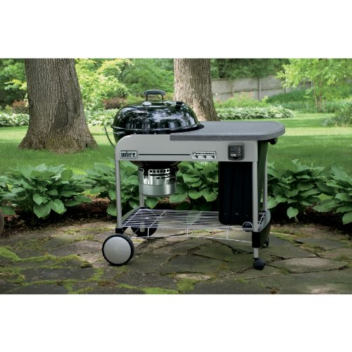 Weber 1431001 Performer Gold Charcoal Grill Review