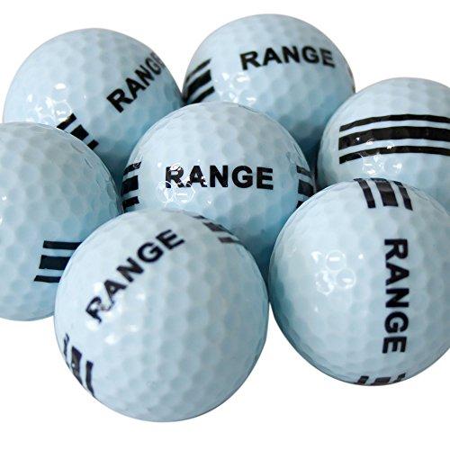 50x ToCi Crossgolfbälle Lakeballs   Ideal zum Crossgolfen   Rangebälle sind enthalten   Nicht für Golfplätze   Nur zum Crossgolfen