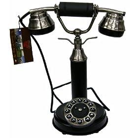 Telefono cordless sitel b30850t retro 39 telephone - Telefono fisso design ...