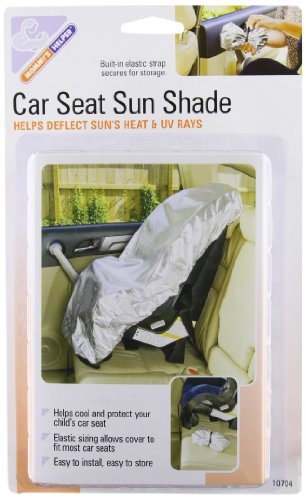 Mommy'S Helper Car Seat Sun Shade front-798235