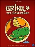 Grisu, der kleine Drache Box (4 DVDs)