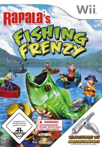 RAPALA FISHING FRENZY BUNDLE