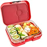 Yumbox Leakproof Bento Lunch Box Container (Panino Pomodoro Red) for Kids and Adults (non-illustrated tray)