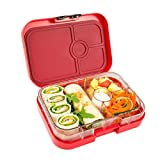 Yumbox Leakproof Bento Lunch Box Container (Panino Pomodoro Red) for Kids and Adults