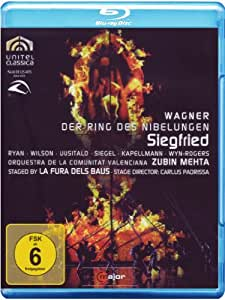 Wagner;Richard Siegfried [Blu-ray] [Import]