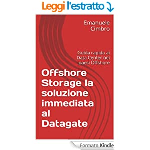 Offshore Storage la soluzione immediata al Datagate