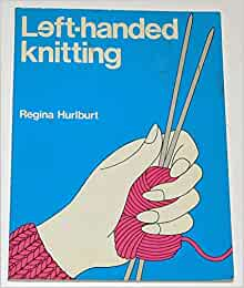 Beginners Knitting Rib for LEFT HANDERS (cast on, kn, Pu ...