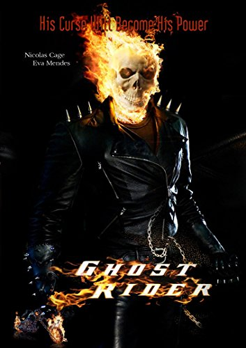 Ghost Rider film poster 70x 44cm