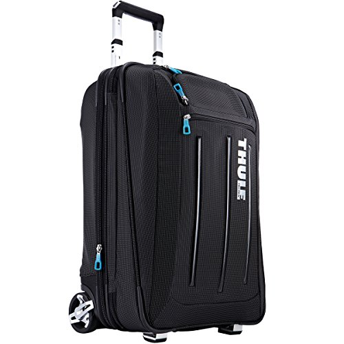 Thule Crossover 22-Inch (45L) Rolling Upright,Black (Carry On Thule compare prices)