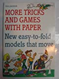More Tricks and Games with Paper (Bluegum) (0207158606) by Jackson, Paul