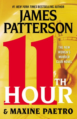 11th Hour, James Patterson, Maxine Paetro