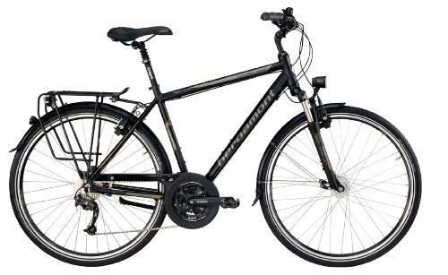 bergamont sponsor tour trekking herren fahrrad schwarz. Black Bedroom Furniture Sets. Home Design Ideas
