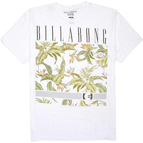 Billabong Men'S Havana Tee, White, Large front-951739