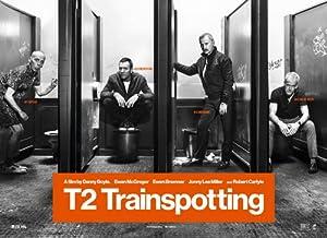 ポスター/スチール 写真 A4 パターン1 T2 トレインスポッティング 光沢プリント