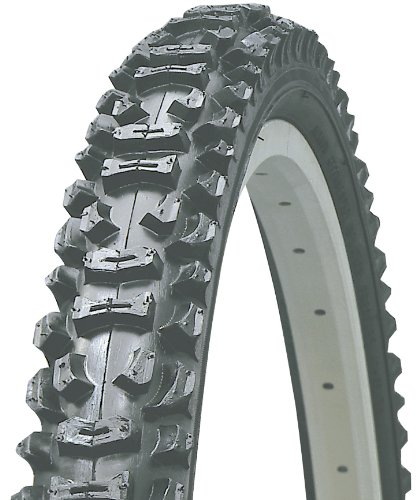 Kenda K816 Aggressive MTB Wire Bead Bicycle Tire, Blackskin, 26-Inch x 2.10-Inch