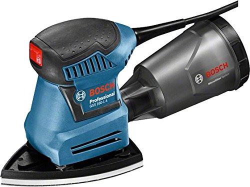Bosch-Professional-Schwingschleifer-GSS-160-1-A-Multi-Staubbox-inklusiv-Microfilter-3x-Schleifblatt-3x-Schleifplatte-Lochwerkzeug-1x-Schraubendreher-L-Boxx-Gr2-1-Stck-06012A2300