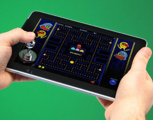iPhone・iPad対応ゲームコントローラー(シルバー)