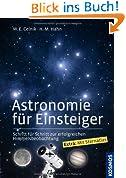 Astronomie für Einsteiger: Schritt für Schritt zur erfolgreichen Himmelsbeobachtung