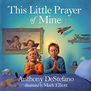 "Cover of ""This Little Prayer of Mine"""