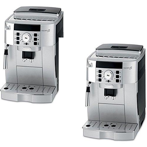 De'LonghiStainless Steel Fully Automatic Espresso Machine - De'Longhi Model - ECAM22110SB - Set of 2 Gift Bundle