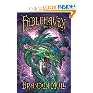 Fablehaven  Secrets of the Dragon Sanctuary
