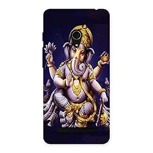 Gorgeous Dancing Ganesha Back Case Cover for Zenfone 5