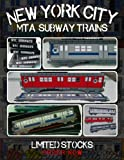 1 PC LIMITED EDITION SUBWAY PACK CLASSIC NEW YORK CITY , SUBWAY TRAINS , 1980S ERA MODELS , PERFECT AS IS OR YOU CAN CUSTOMIZE THEM