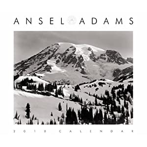 Ansel Adams 2010 Wall Calendar