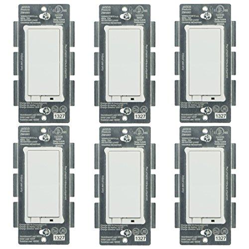 Jasco 45609 Z Wave Wireless Lighting Control OnOff Switch
