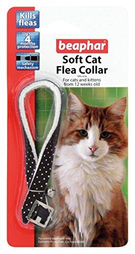 beaphar cat flea soft collar black sparkle valentina. Black Bedroom Furniture Sets. Home Design Ideas