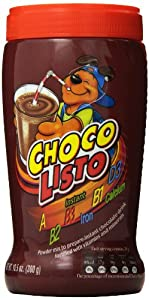 Choco List Instant Choco Drink Mix, 10.5-Ounce (Pack of 6)