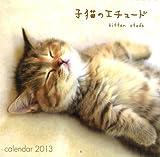 子猫のエチュードカレンダー2013 ([カレンダー])