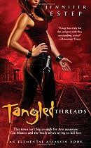 Tangled Threads (Elemental Assassin, Book 4)