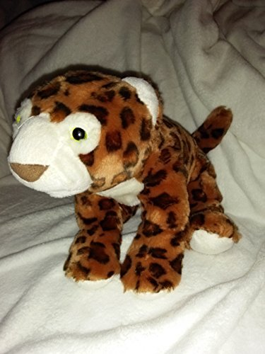 "Kohls Cares for Kids Eric Carle Leopard 13"" Plush Doll Toy"