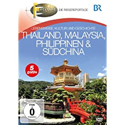 Thailand, Malaysia, Philippinen & Südchina