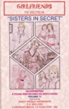 img - for Sisters In Secret (GIRLFRIENDS TV FICTION Book 11) book / textbook / text book