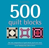 By Lynne & Green - 500 Quilt Blocks (8/13/13)