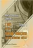 echange, troc Marie Antonin Carême - L'art de la cuisine Française au dix-neuvième siècle: Tome 1