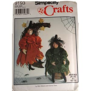 Kitchen Witch Doll Pattern - Crochetville