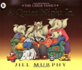 A Quiet Night in (Large Family) Jill Murphy