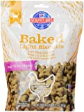 Hill's Science Diet Baked Light Biscuits with Real Chicken Small Dog Treats, 9-Ounce Pouch
