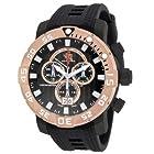 Invicta 14256 Men's Sea Base Limited Edition Titanium Chronograph Rubber Watch