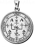 Alterras - Anhänger: Erzengel Uriel aus 925-Silber