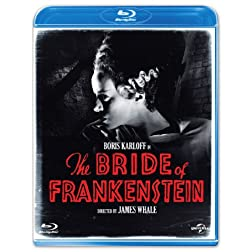 Bride of Frankenstein [Blu-ray]