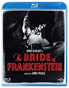 Bride of Frankenstein [Blu-ray] [Import anglais]