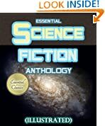 Essential Science Fiction Anthology (29 books) (Illustrated)