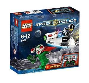 LEGO Space Police 5969 Squidman Escape