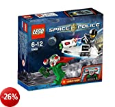LEGO Space Police 5969 - La fuga di Squid